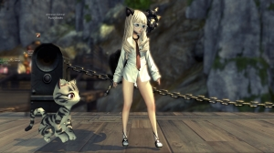 Blade & Soul Character Screenshots (Retired)