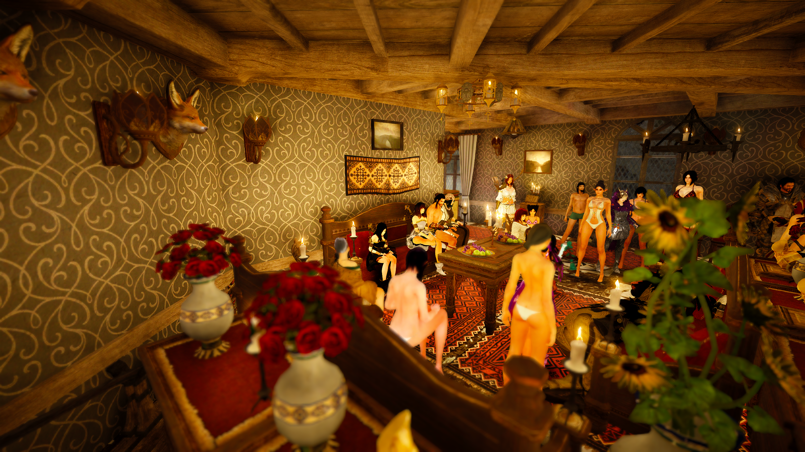House Party 2 in the album Black Desert Screenshots by